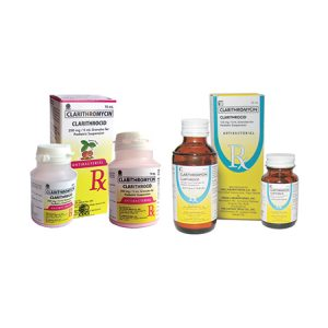 Clarithrocid Medication for Respiratory Tract Infections - Cathay Drug