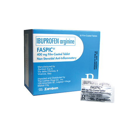 FASPIC tablet