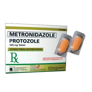 Protozole Tablet Medication for Anaerobic Protozoal Infections