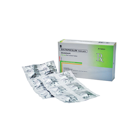 Silgram Tablet Medication for Gonococcal Infections - Cathay Drug