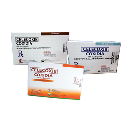 Coxidia Medication for Relief and Management of Osteoarthritis