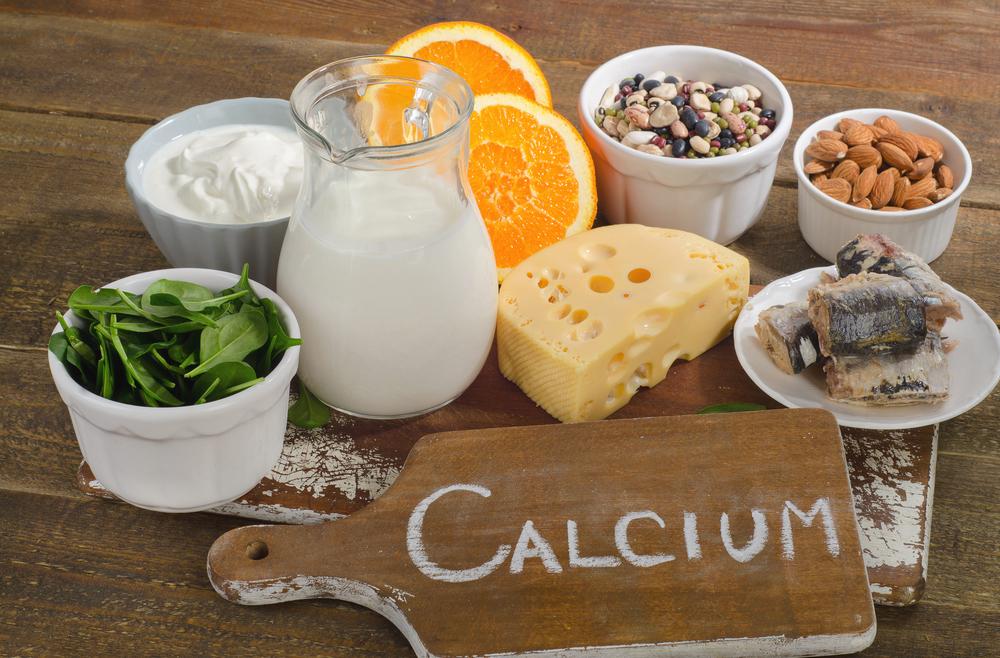 calcium rich foods - Signs of Calcium Deficiency
